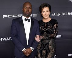 KRIS JENNER, 60, SAYS SHE WOULDN'T RULE OUT MARRYING BOYFRIEND COREY GAMBLE, 36