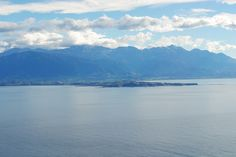 Kaikoura Peninsula New Zealand
