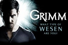 'GRIMM': WHAT TYPE OF WESEN ARE YOU?