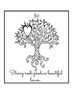"""family """"tree of life"""" quotations - Google Search"""