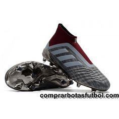 Botas De Futbol Adidas PP Predator 18+ FG Hierro Metálico Hierro Metálico  Hierro Metálico 293e087ce809e
