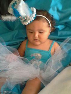 Baby Girls Swimsuit+ Tutu Birthday Alice in Wonderland Costume 3pc Outfits 2t #Handmade #DressyEverydayHolidayPageantPartyFormal