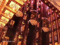 Carnival Legend elevators