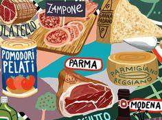 Prodotti Tradizionali Italiani - •• Antoine Corbineau ••