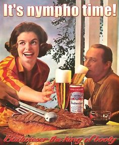 vintage-budweiser-ad  these old ads did not screw around they got to the point.