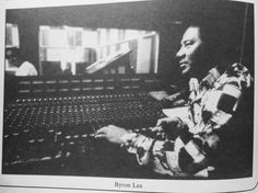 Byron Lee, Dynamic Studio (from Reggae Bloodlines, photo: Kim Gottlieb)