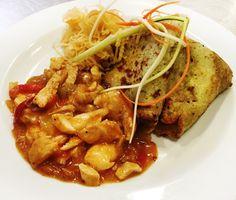 Denné menu Vranov | Kuracia važecká pochúťka, čerstvá kyslá kapusta - reštaurácia Hotel Patriot*** Vranov #hotel #restaurant