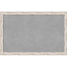 """Beachcrest Home Rustic Framed Magnetic Memo Board Size: 37"""" H x 57"""" W x 2"""" D"""