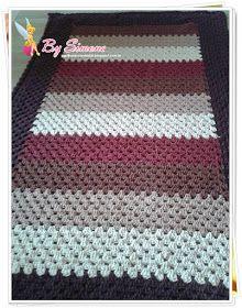 19 Super Ideas For Crochet Kids Blanket Patterns Beautiful Crochet Table Mat, Crochet Mat, Crochet Carpet, Baby Blanket Crochet, Crochet For Kids, Crochet Doilies, Free Crochet, Pinterest Crochet, Pineapple Crochet