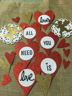 Sizzix die cut all you need is love tim holtz scrapbooking paper eileen hull doily medallion  pairofpetals.com