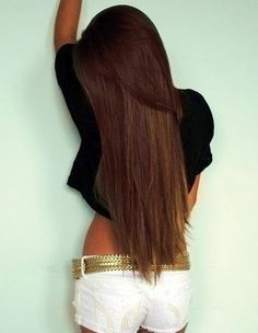 Honey Brown Hair | Honey Brown Hair♥ image by Hey_itskarinaa - Photobucket | We Heart ...