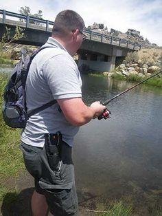 Snacks to take on a fishing trip