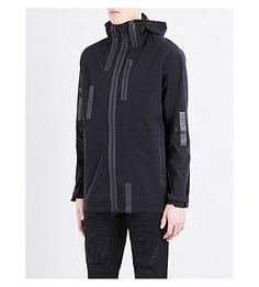Y-3 Rain Sports Shell Jacket. #y-3 #cloth #coats & jackets