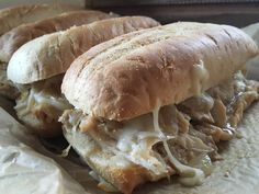 Chicken French Dips! – Daily Dose Of Pepper