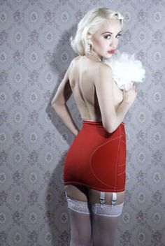 red girdle
