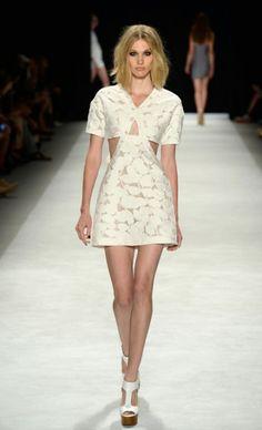 Mercedes-Benz Fashion Week : Spring 2014 Jill Stuart