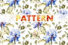 8 bright watercolor patterns by knopazyzy on Creative Market
