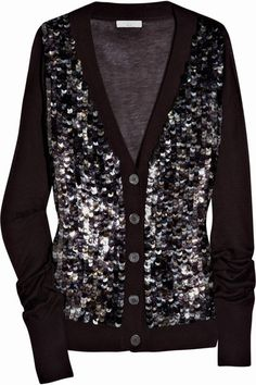 I love cardigans. I love sparkly anything. Chances are I'd love ...