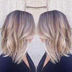Instagram media by ninezeroone - No one rocks a lob like a #901girl ✂️✨ Cut and…