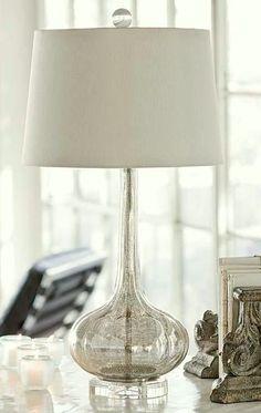 Regina Andrew Mercury Glass table lamp
