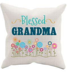 Blessed Grandma Pillowcase