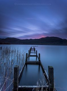 Bassenthwaite Lake, Lake District National Park, U.K.