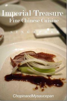 Imperial Treasure Fine Chinese Cuisine, Singapore