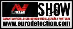 ¡¡Distribuidores oficiales en España y Portugal!! ¡¡Los mejores productos en http://www.eurodetection.com/fabricantes/14-detectores-de-metales-minelab !! #Eurodetection #DetectorMetal #DetectordeMetales #MetalDetecting #Hobby #Minelab #España #Portugal