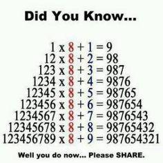 """: A Little Math Humor ;-) It's mathematics :"""") Math Jokes, Math Humor, Ocd Humor, Fun Math, Math Activities, Easy Math, Brain Teasers, School Hacks, Weird Facts"""