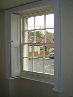 Interior Shutters For Sale Cottage Shutters, Interior Window Shutters, Interior Windows, Wood Shutters, Window Blinds, Porch Windows, Sash Windows, House Windows, Windows And Doors