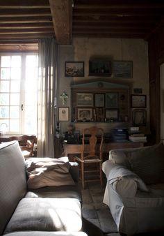 Le Château, Peter Gabriëlse's home