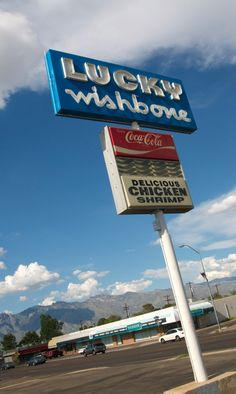 Tucson, AZ...it's been here forever! Best Fried Chicken and Steak Fingers!!!