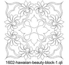 Hawaiian Quilt Patterns – Learn About Hawaiian Quilts