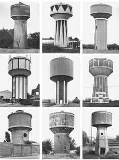 water towers how they work? - Google Search