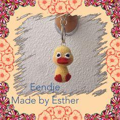 Keychain ducky