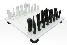 Modern chess design