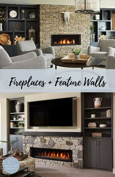 Bobs Furniture Tv Stand With Fireplace : furniture, stand, fireplace, Rachel, Coops, (lascerata), Profile, Pinterest