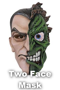 Marvel Comics The Incredible Hulk Face Mask Light Up Eyes Costume Play