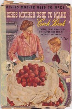 Vintage Funk Designs: Vintage Cook Books