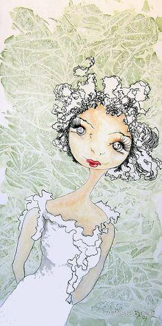 Sonia | ArtistaStyle #illustration