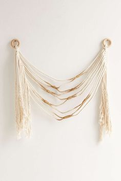 Himo Art X UO Pathway Garland Wall Hanging