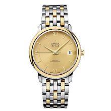 Omega De Ville Prestige Co-Axial ladies' bracelet watch - Product number 9561390