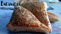 Empanadas de atún con pasta hojaldre | Cocinar en casa es facilisimo.com