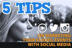 [NEW] 5 tips on marketing your Christian school events with social media