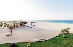 Experience nature, wildlife and the Arabian desert life in the comfort of luxury at Anantara Sir Bani Yas Island Al Sahel Villa Resort.  #SirBaniYas #AbuDhabi #Anantara #AlSahelVillaResort #Luxury