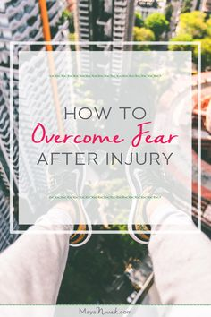 How to Overcome Fear after Injury Broken Ankle Recovery, Ankle Strengthening Exercises, Ankle Fracture, Ankle Surgery, What Is Fear, Leg Injury, Fear Of The Dark, Bad Knees, Broken Leg