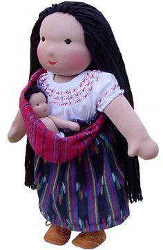 Ramona Hispanic Doll