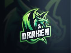 Dragon Esports designed by Jhon Ivan. Connect with them on Dribbble; the global community for designers and creative professionals. Logo Gaming, Dragon Sports, Logo Dragon, Dragons, Owl Logo, Logo Shapes, Sports Team Logos, Game Logo Design, Esports Logo