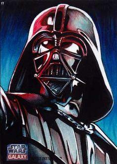 Darth Vader by Trev Murphy