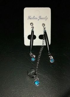 Hey, I found this really awesome Etsy listing at https://www.etsy.com/listing/229122075/birthstone-earrings-and-ear-cuff-for